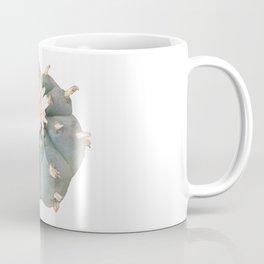 "Peyote ""Lophophora Williamsii"" Coffee Mug"