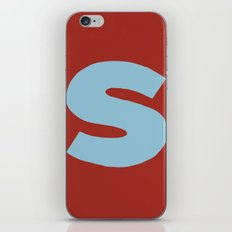 S is for..... iPhone & iPod Skin