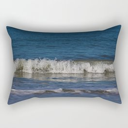 A Sea of Delight Rectangular Pillow