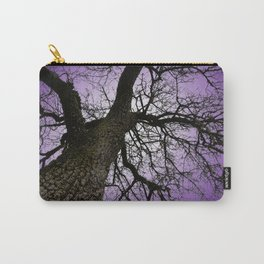 WINTER PEAR TREE IN THE MOON LIGHT Carry-All Pouch