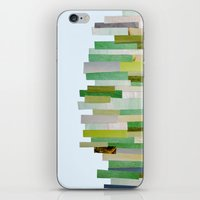 boyfriend iPhone & iPod Skins featuring a boyfriend by Alexandra Boman