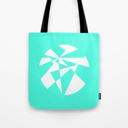 Circle Abstract Tote Bag