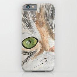 Kitty Kat Eyes iPhone Case