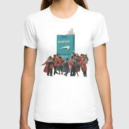 It's a Tribal Thing T-shirt