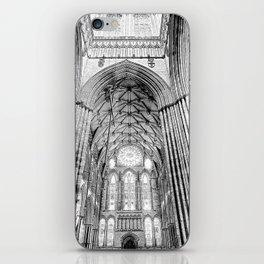 York Minster Art iPhone Skin
