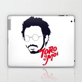 Toro Y Moi - Minimalistic Print Laptop & iPad Skin