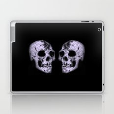 blue print skull Laptop & iPad Skin