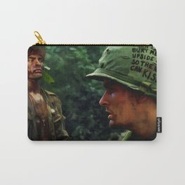 Charlie Sheen #2 @ Platoon Carry-All Pouch