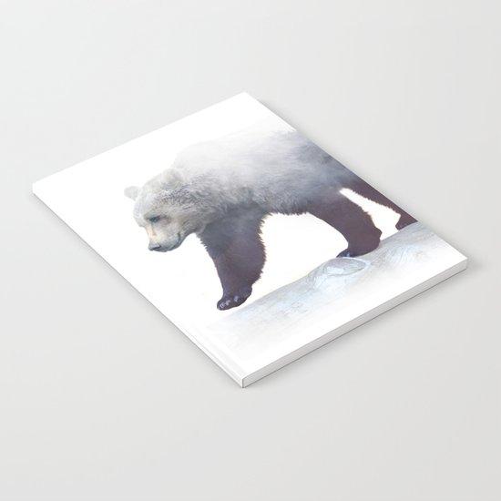 Wild Bear Notebook