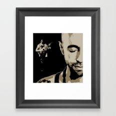 Juxtapose X Framed Art Print