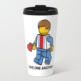 Love One Another Travel Mug