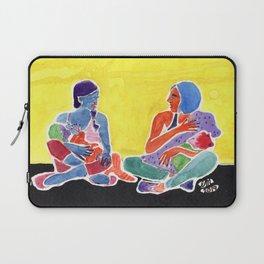 Breastfeeding Bosom Buddies Laptop Sleeve