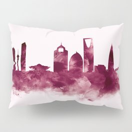 Riyadh Skyline Pillow Sham