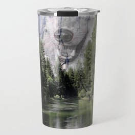 Wolf Mountain Travel Mug