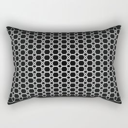 Eloos B&W 2 Rectangular Pillow