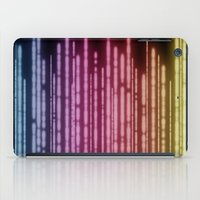 the lights iPad Cases featuring Lights by Jason Michael