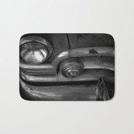 1950 Cadillac, B&W Bath Mat