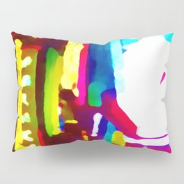 Times Square New York Pillow Sham