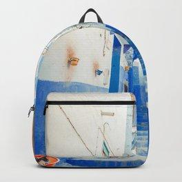 Colorful Street - Cheerful Mood II Backpack