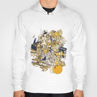 movies Hoodies featuring Movies Explosion by zaMp