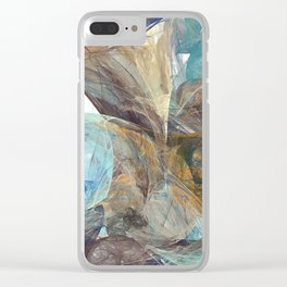 lets play Clear iPhone Case