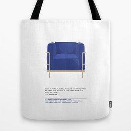 Petit Armchair Tote Bag