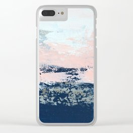 Early Dawn Clear iPhone Case