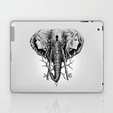 Hidden Memories (B/W) Laptop & iPad Skin
