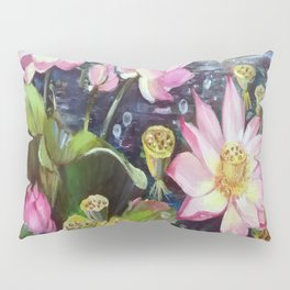 Lotuses Pillow Sham