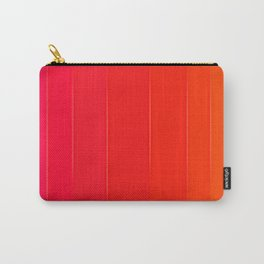 Variety Red Carry-All Pouch