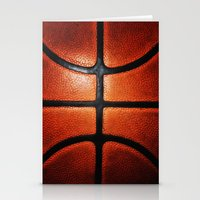 basketball Stationery Cards featuring Basketball by alifart
