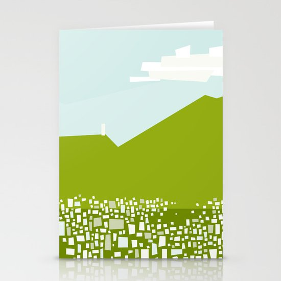 Caracas City by Friztin Stationery Cards