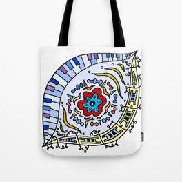 Pop Eye (Red) Tote Bag