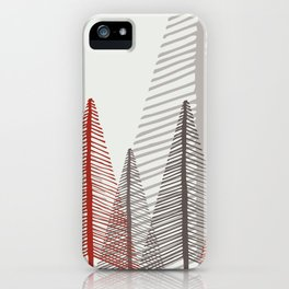 Deep Forest - Dawn iPhone Case