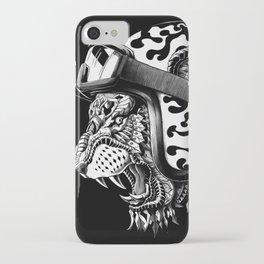 Tiger Helm iPhone Case