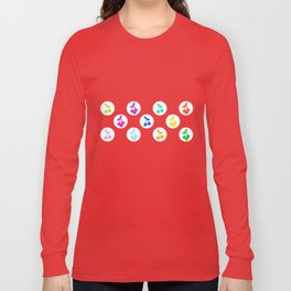 I love cherries Long Sleeve T-shirt