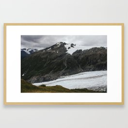 Kenai Fjords National Park Framed Art Print