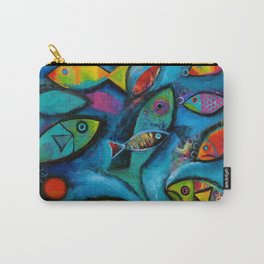 Plenty of fish in the sea Carry-All Pouch