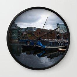 Regency Wharf Birmingham Wall Clock