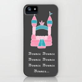 Bouncy Castle iPhone Case
