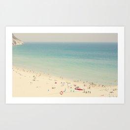 beach VII Art Print