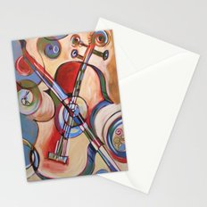The Sound of Music Stationery Cards