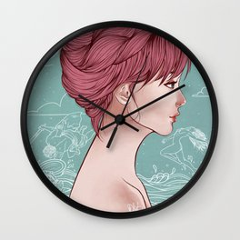 Cassiopeia's Punishment Wall Clock