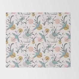 Marshland Throw Blanket