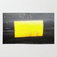square Area & Throw Rugs featuring SQUARE by Manuel Estrela 113 Art Miami