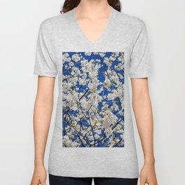 Spring Blossom V Unisex V-Neck