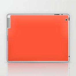 359 ~ Neon Orange Laptop & iPad Skin