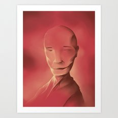 Peace of mind Art Print
