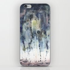Weather Explorations 1 iPhone & iPod Skin