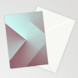 Modern Geometry No 27 Stationery Cards